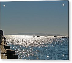 Acrylic Print featuring the photograph Lake Tahoe - California by Haleh Mahbod