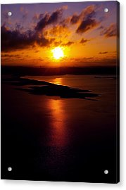 Lake Travis 101112 2 Acrylic Print by James Granberry