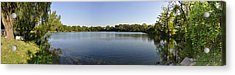 Acrylic Print featuring the photograph Lake Victory by Verana Stark