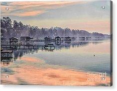 Lake Waccamaw Morning Acrylic Print
