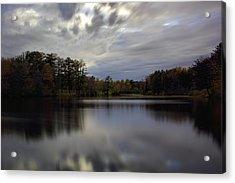Lake Wausau's Bluegill Bay Park Acrylic Print