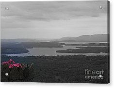 Lake Winnipesaukee      Sold Acrylic Print