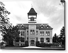 Lakeland College Old Main Hall Acrylic Print by University Icons
