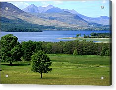 Lakes Of Killarney - Killarney National Park - Ireland Acrylic Print
