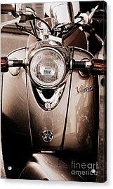 Lakesha Ride Acrylic Print