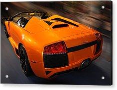 Lamborghini Murcielago 3 Acrylic Print