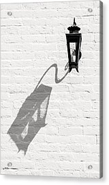 Lamp Shadow Acrylic Print