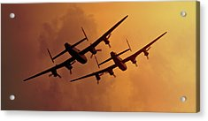 Lancasters Acrylic Print