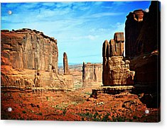 Land Of The Giants Acrylic Print by Marty Koch