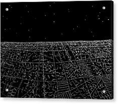 Landing IIi Acrylic Print by Jason Messinger