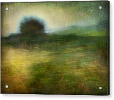 Acrylic Print featuring the photograph Landscape #24. Paper Dreams by Alfredo Gonzalez