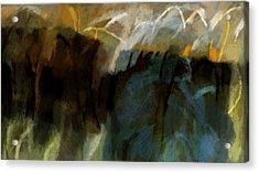 Landscape Forms Acrylic Print by Jeremy Norton