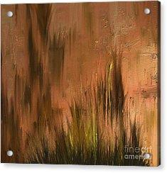 Landscape No. 225 Acrylic Print by Shesh Tantry