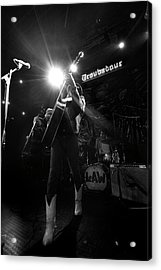 Langhorne Slim At The Troubadour Acrylic Print