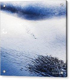 Acrylic Print featuring the photograph Langjokull by Gunnar Orn Arnason