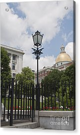 Lantern At State House Acrylic Print