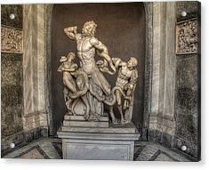 Laocoon And His Sons Acrylic Print