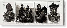 Lapps At Tromsodalen, Norway Acrylic Print by Litz Collection