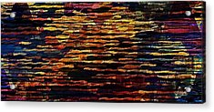 You See What You Want To See Acrylic Print