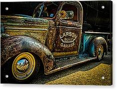 Larson Boyz Garage Acrylic Print