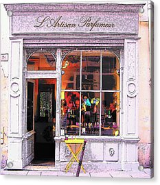 L'artisan Parfumeur Paris Acrylic Print