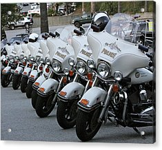 Acrylic Print featuring the photograph La's Finest by Shoal Hollingsworth