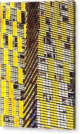 Las Vegas Abstract Acrylic Print