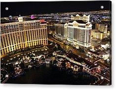 Las Vegas - Caesars Palace - 01131 Acrylic Print