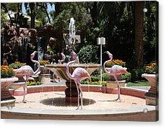 Las Vegas - Flamingo Casino - 12122 Acrylic Print