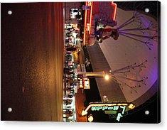 Las Vegas - Fremont Street Experience - 121223 Acrylic Print by DC Photographer