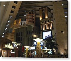 Las Vegas - Luxor Casino - 12125 Acrylic Print by DC Photographer