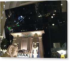 Las Vegas - Luxor Casino - 12126 Acrylic Print by DC Photographer