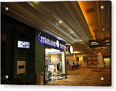 Las Vegas - Mandalay Bay - 12121 Acrylic Print by DC Photographer