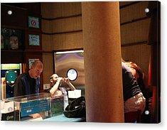 Las Vegas - Planet Hollywood Casino - 12126 Acrylic Print by DC Photographer