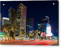 Las Vegas Strip Acrylic Print