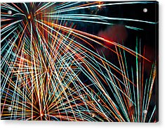 Lasers Acrylic Print