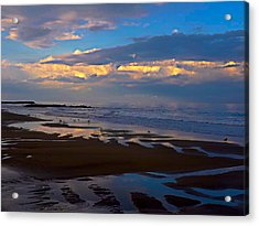 Last Light Acrylic Print by William Walker