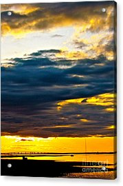 Last Wish Acrylic Print by Q's House of Art ArtandFinePhotography