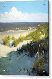 Late Afternoon Acrylic Print by Armand Cabrera