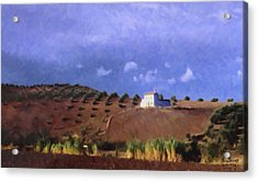 Late Afternoon Cordoba Acrylic Print by Spyder Webb