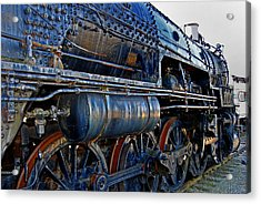 Latent Power Acrylic Print by Skip Willits