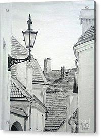 Latern Acrylic Print