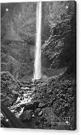 Latourelle Falls 10 Acrylic Print