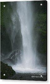 Latourelle Falls 5 Acrylic Print