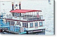 Laughlin Riverboat Acrylic Print
