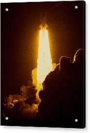 Launch Acrylic Print