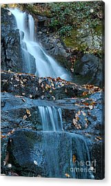 Acrylic Print featuring the photograph Laurel Falls by Patrick Shupert