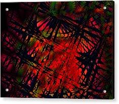 Laurion Heat 1 Acrylic Print