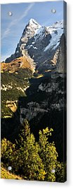 Lauterbrunnen Valley With Mt Eiger Acrylic Print
