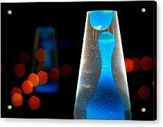 Lava Lamp Acrylic Print by Emac Images